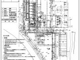 某地区工厂给排水及消防综合管线图纸图片1