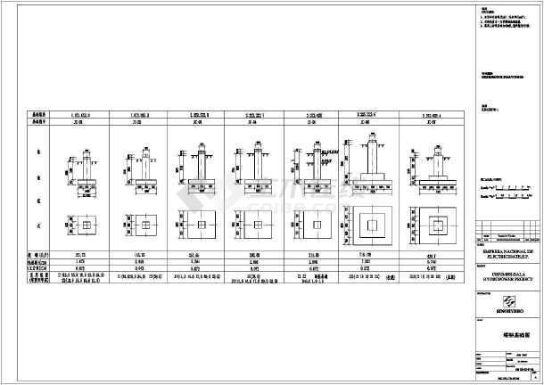 点击查看CHIUMBE-DALA水电站机电设备安装图第1张大图