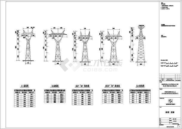 点击查看CHIUMBE-DALA水电站机电设备安装图第2张大图