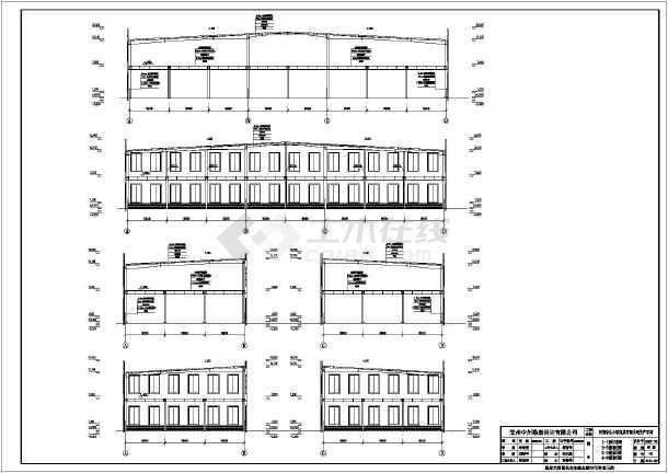 某工程独立基础设计施工图-图1