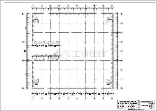 某工程独立基础设计施工图-图3