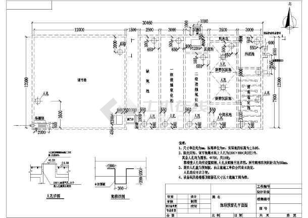 排水工程课程设计-图2