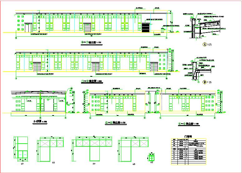 【苏州市】某地某工业区厂房规划设计图纸图片1
