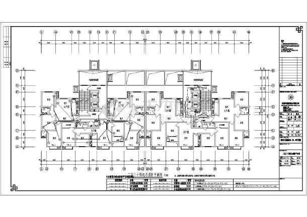 某30层住宅楼供配电系统设计全套-图3