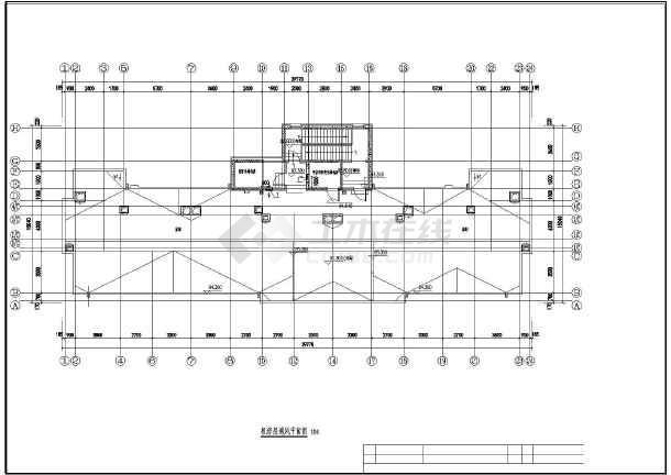 高层建筑窗设计规范_高层住宅建筑通风防排烟系统设计施工图(供暖设计) - 土木在线