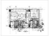 某大型高层酒店部分机电综合管线图图片1