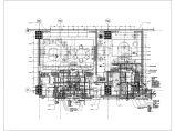 某大型高层酒店部分机电综合管线图图片2