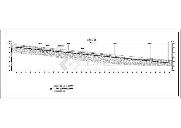 某水利工程泥石流防治工程中排导槽设计-图2