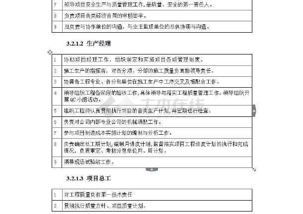 郑州某办公楼施工组织设计-图3