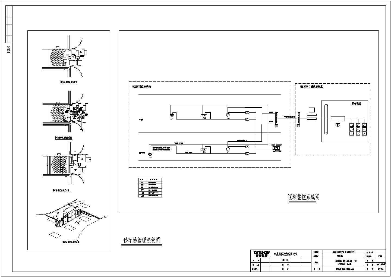 地下室停车场管理系统及首层商铺分布图图片3