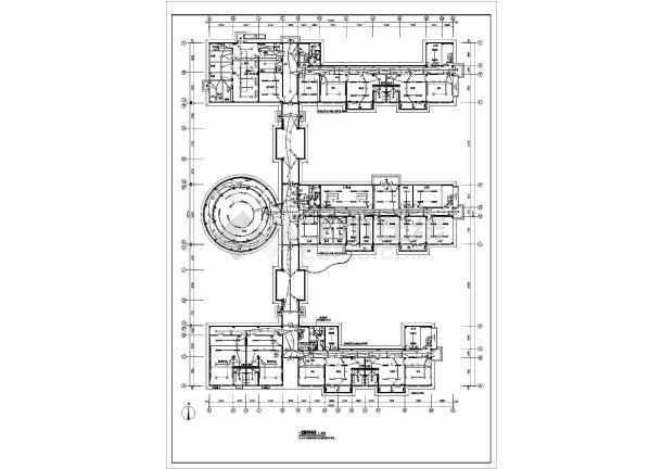 某地幼儿园电气设计图-图3