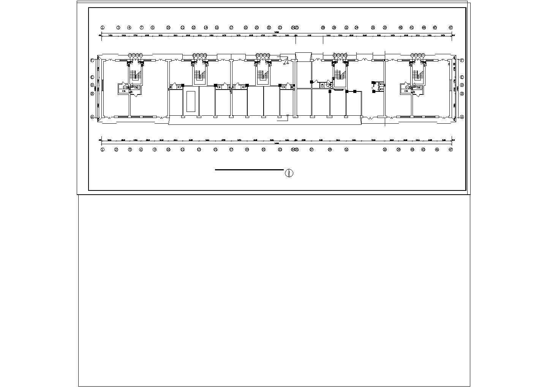 【河北】商住楼地板辐射采暖系统设计图图片3