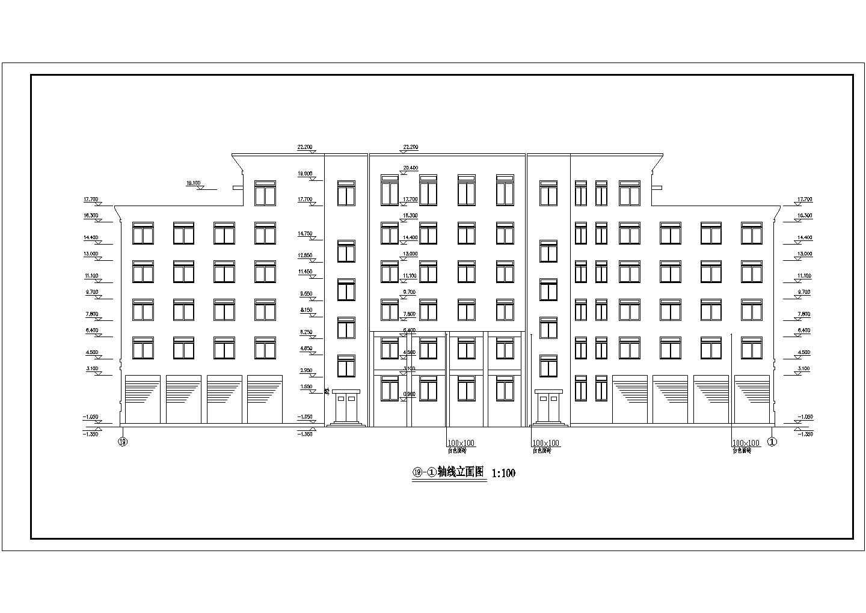 武汉某办公楼水冷机组加锅炉中央空调水系统图纸图片2