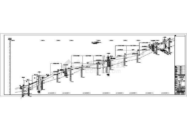 某挡墙工程结构施工图-图3