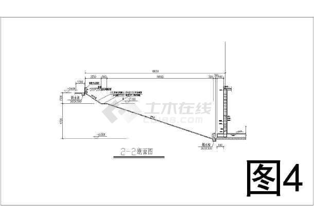 某地下室基坑围护及土方开挖施工图-图2