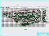 中建龙城园林景观植物配置施工图纸图片1