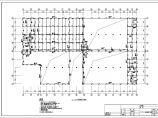 大型食品工厂生产车间土建及钢结构施工图图片3