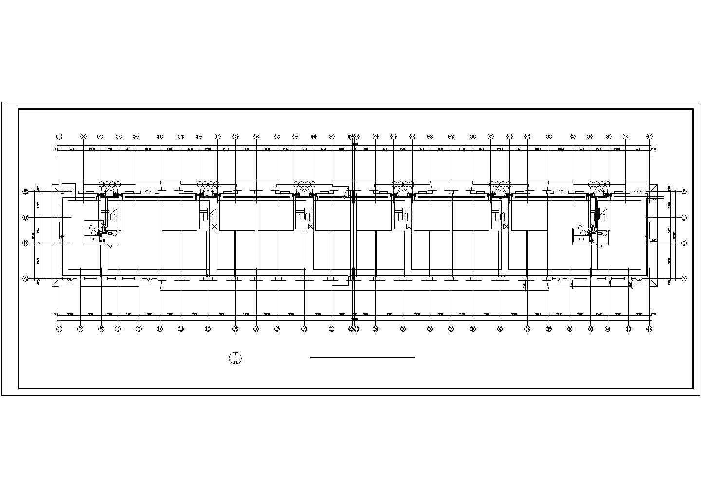 【黑龙江】小型住宅楼地板辐射采暖系统设计施工图图片1