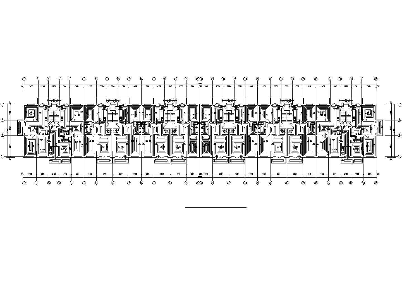 【黑龙江】小型住宅楼地板辐射采暖系统设计施工图图片3
