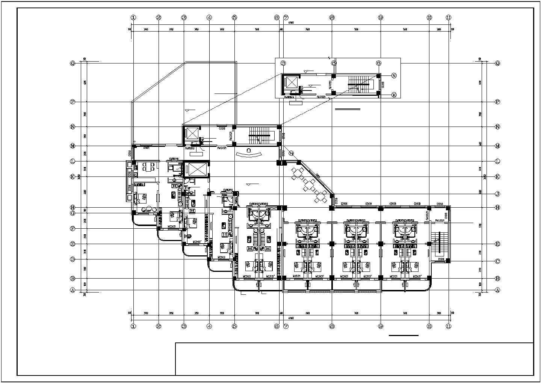 【辽宁】养老院改扩建工程地热辐射采暖系统设计施工图图片3