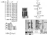 工业项目低压配电设备二次控制原理图图片1