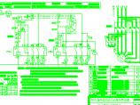 建筑设备二次控制原理图66张完整版图片3