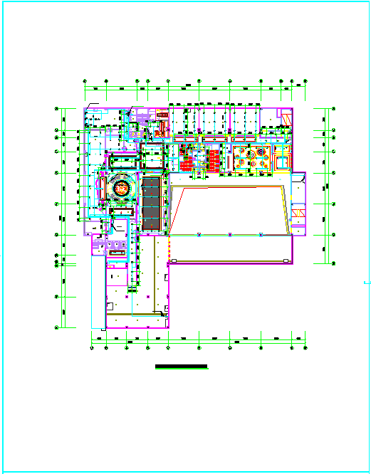 【江苏】五层公寓楼给排水消防施工图(同层排水 直饮水系统)图片1