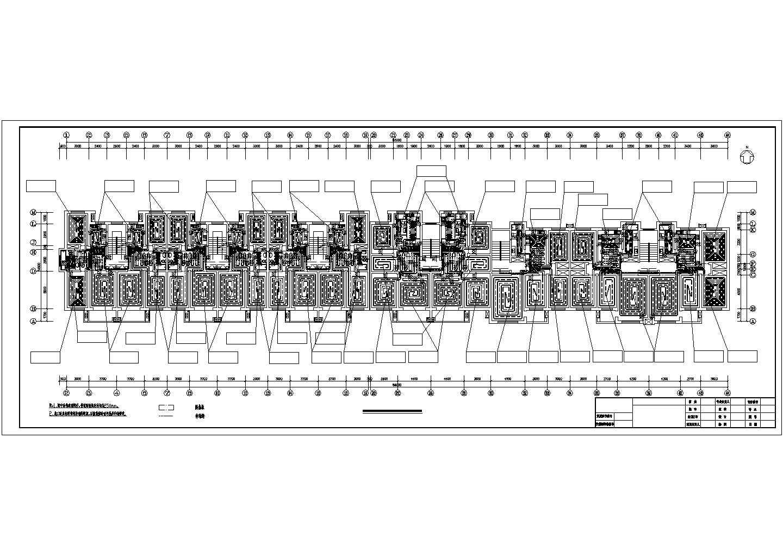 小型住宅楼地板辐射采暖系统设计施工图图片3