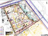 【山东】某院室外配套工程管线综合图图片1