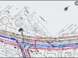 【山东】某市政道路管线综合图(8张)图片3
